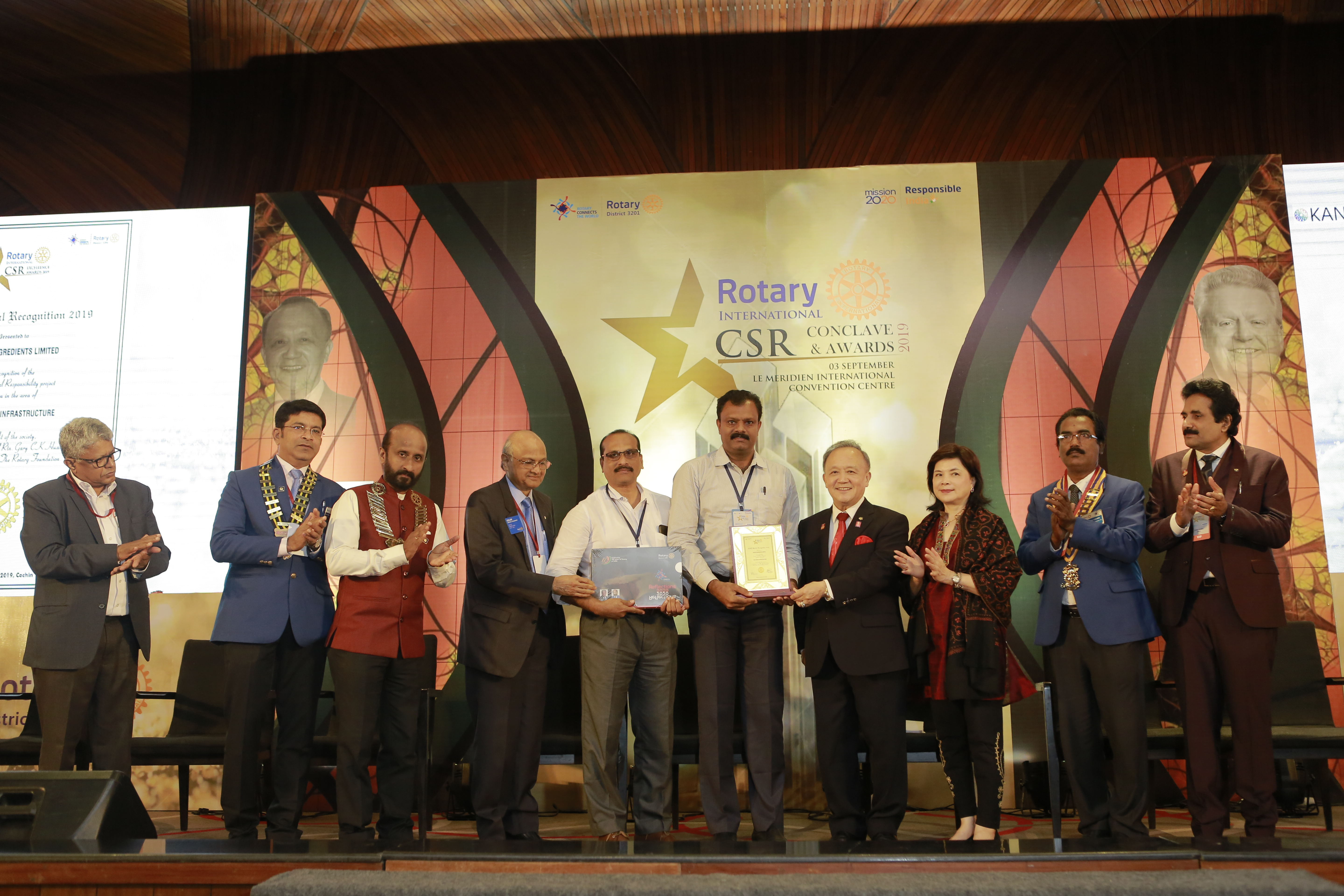 Kancor wins CSR Special Recognition Award 2019